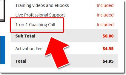 Coaching Call Scam