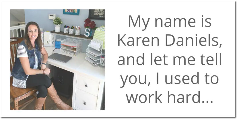 Karen Daniels Video
