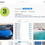 Instagram Forex Traders Account Screenshot