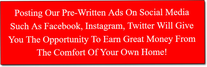 Image result for pre written ads images