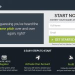 Fast Cash Club System Website Screenshot