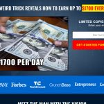 Fast Profits Online Website Screenshot