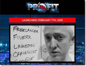 Profit 365 System Website Screenshot