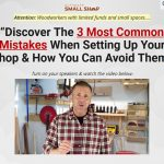 Ultimate Small Shop Website Screenshot