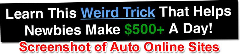 Auto Cash Sites Bold Income Claim