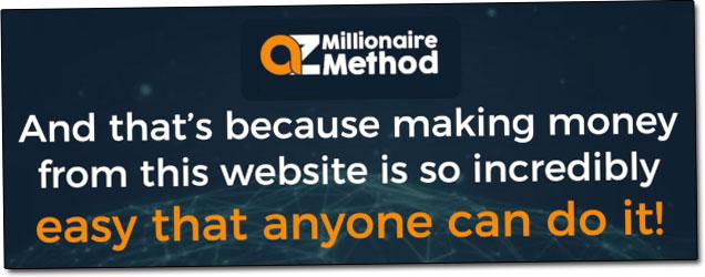 AZ Millionaire Method Claims