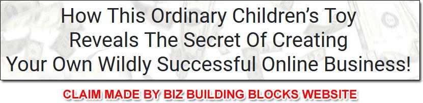 Biz Building Blocks Claim