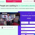 The Cannabis Wealth System Website Screenshot