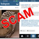 Instagram Brand Ambassador Scam