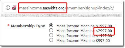 Easy Kits Cost