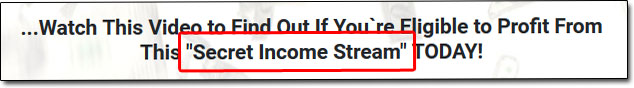 Mobile Money Loophole Income Claim