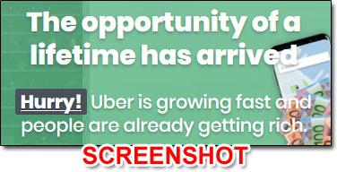 Trade Uber Income Claim