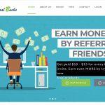 Viral Bucks Website Screenshot
