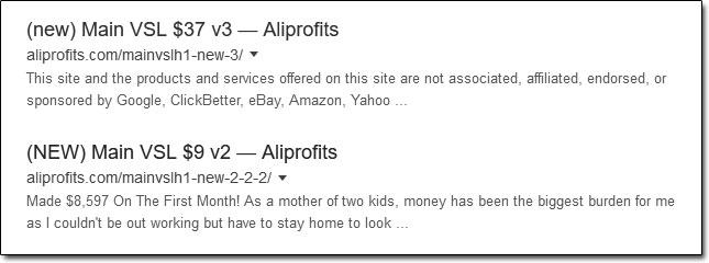 AliProfits Cost