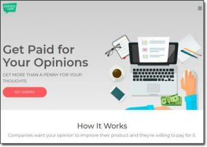 Surveys2Cash Website Screenshot