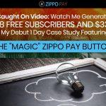 Zippo Pay Website Screenshot
