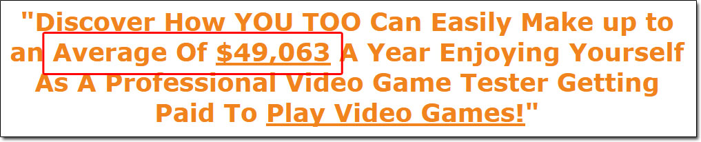 Gaming Jobs Online Income Claim