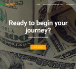 Make Money Even System Website Screenshot