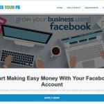 Rent Facebook Account Website