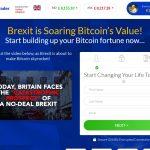 Brexit Trader Website Screenshot