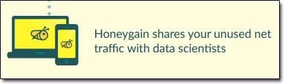 HoneyGain Data Scientists