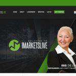 iMarketsLive Website Screenshot