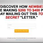 Impact Mailing Club Website Screenshot