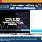 Bitcoin Billionaire System Website Screenshot