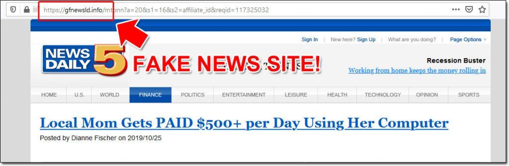 22 Minutes To Profits News Site