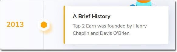 Tap 2 Earn Founders