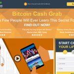 Bitcoin Cash Grab System Website Screenshot