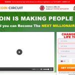 Bitcoin Circuit App Website Screenshot
