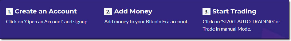 Bitcoin Era App Instructions