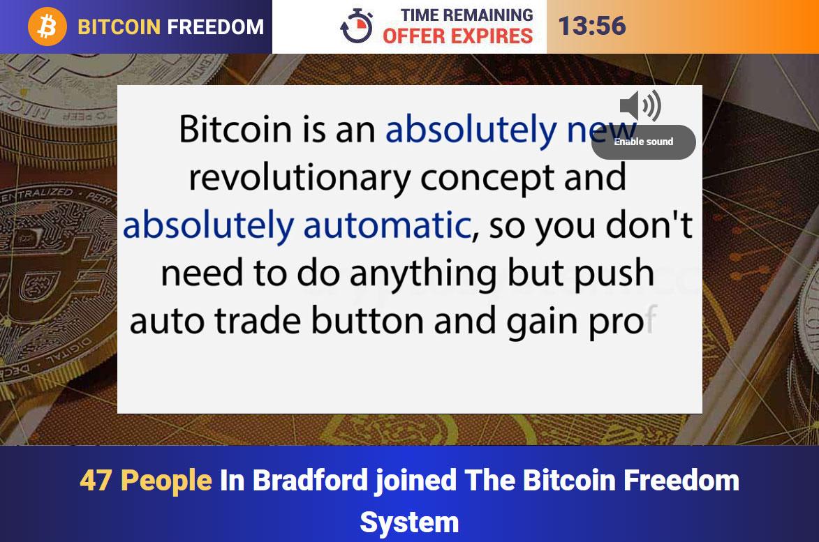 bitcoin freedom system
