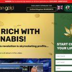 Green Gold System Website Screenshot