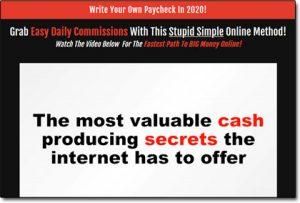 Home Cashflow Shortcut Website Screenshot