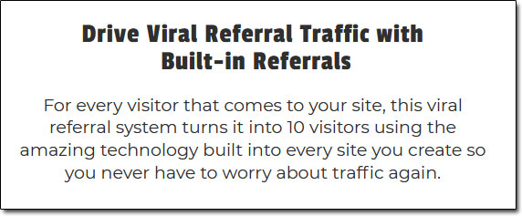 Lazee Profitz Viral Referral Traffic