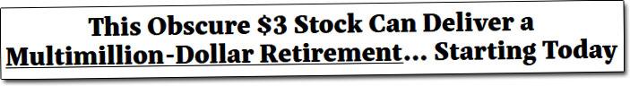 Single Stock Retirement Plan Claim