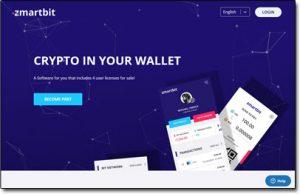 Zmartbit Website Screenshot