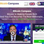 Bitcoin Compass App Website Screenshot