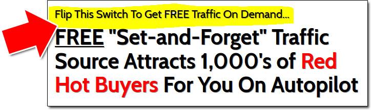 One Minute Free Traffic Claim