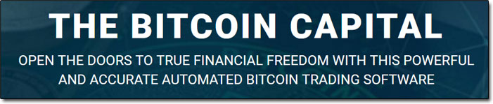 The Bitcoin Capital Software Description