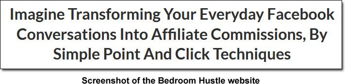 How Bedroom Hustle Works