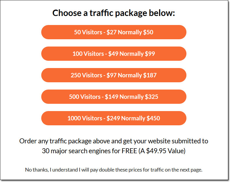Free Turnkey Websites Costs