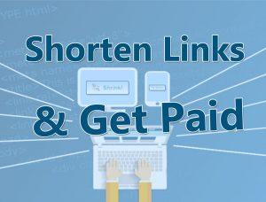 Shorten Links & Make Money