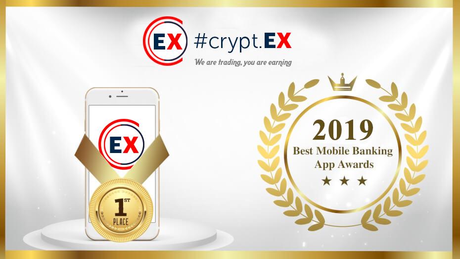 Cryptex Best App Award