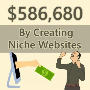Make Money Creating Niche Websites