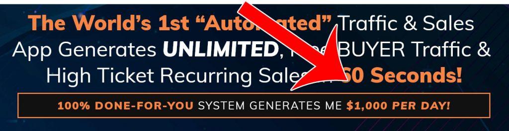 Auto Profit Sites Income Claim