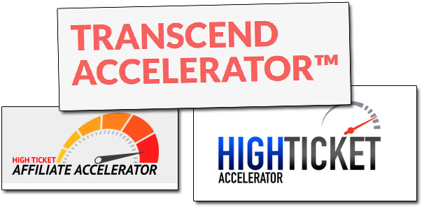 High Ticket Accelerator Different Names