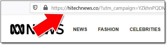 HiTechNews URL